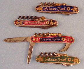 Anheuser-Busch Pocket Knife